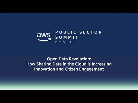 Open Data Revolution: How Sharing Data in the Cloud is Increasing Innovation....