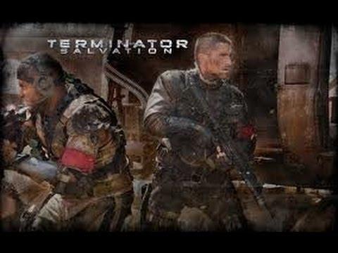 TERMINATOR 4 : Renaissance (FilmGame Complet PS3 Fr) poster
