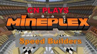 Minecraft Speed Builders - I am the Speediest of Builders