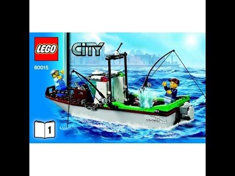 лего береговая охрана инструкция по сборке