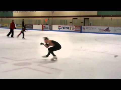 RV Figure Skating Club- Competition Jan 12, 2013