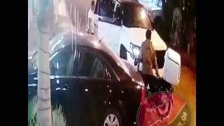فيديو / جريمة قتل الشاب محمد خالد الفرج من قبل اصدقائه في الكويت !
