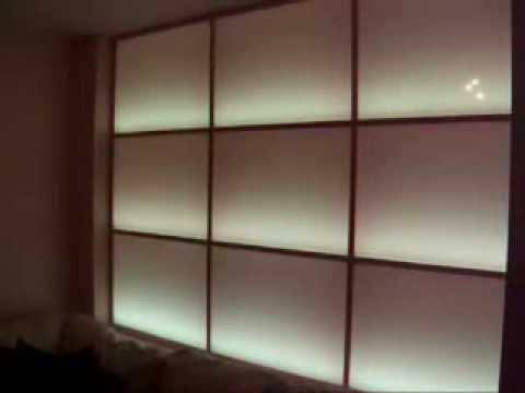 Colour Changing Wall Mood Lighting Leds Grand Designs