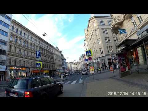 Walking in Vienna (Austria)