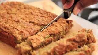 Recipe Fail: Vegan Zucchini Bread (9.15.12 - Day 34)