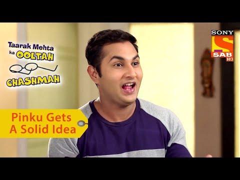 Your Favorite Character | Pinku Gets A Solid Idea | Taarak Mehta Ka Ooltah Chashmah