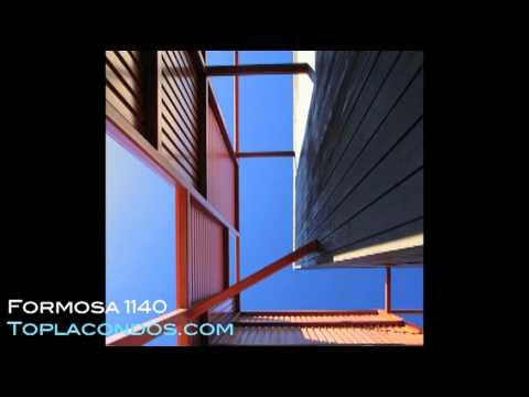 Formosa 1140 West Hollywood Lofts & Condominiums | 1140 Formosa Ave. Los Angeles, CA 90046