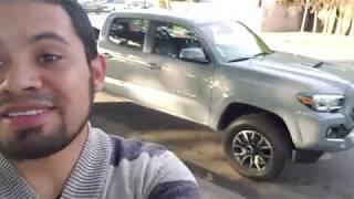 Mi Nueva Toyota Tacoma TRD 4X4 Sport 2020
