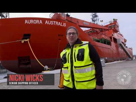 Icebreaker Tour | Aurora Australis