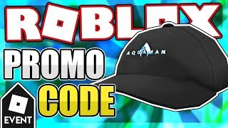 [PROMO CODE] HOW TO GET THE AQUACAP | Roblox