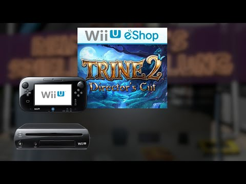 Gameplay : Trine 2 Directors Cut [WII U]