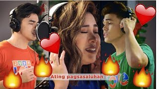 ABS-CBN CHRISTMAS STATION ID 2017 |VIDEO REACTION