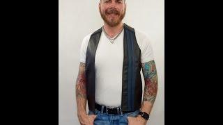 Mr S Leather Bar Vest