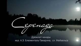 Серенада (Дремлют чинары)  старинный романс под гитару