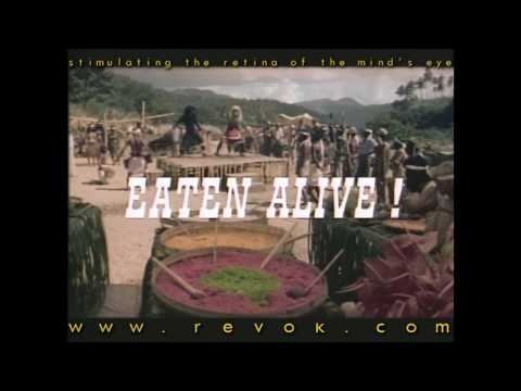 Eaten Alive! is listed (or ranked) 10 on the list The Best Exploitation Movies