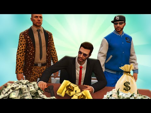 GTA 5 DLC $2,200,000 MONEY MAKING SPREE! (GTA 5)