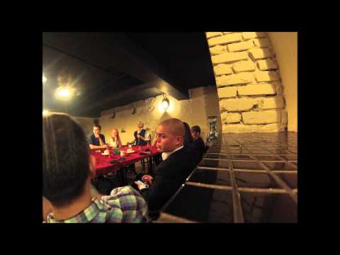 Mafia in China Town Cafe, Kazan (go pro)