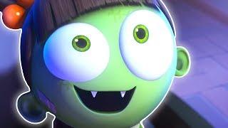 Funny Animated Cartoon | Spookiz | Body Swap | 스푸키즈 | Kids Cartoons | Videos for Kids