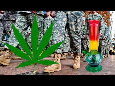 Medical Marijuana Coming Soon For Military Vets?