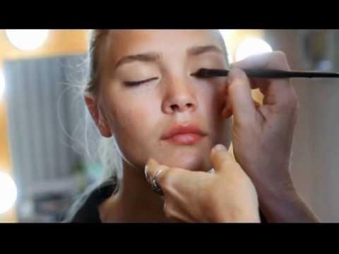 Естественный макияж «Водная стихия»