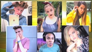 TRY TO RAP CHALLENGE Musical.ly Kids Mean Comments
