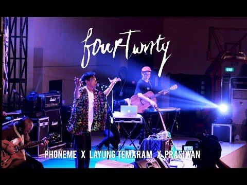 PHONEME Live at DENCOFE FEST 17 SURABAYA - with FourTwnty