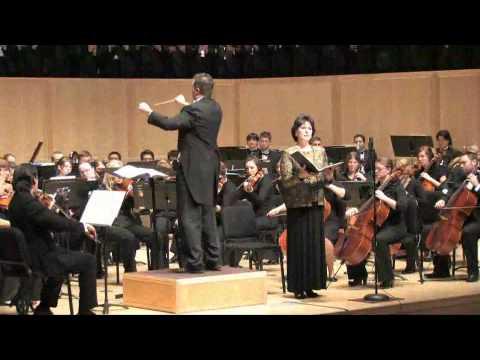 III.  Domine Deus, Rex caelestis (Poulenc Gloria) - University of Utah Singers