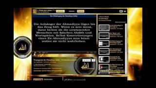 RE:Propaganda der Ahmadiyya Sekte - AlbaMuslims widerlegt!