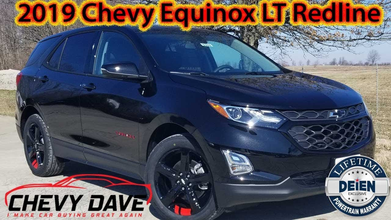 2019 Chevrolet Equinox LT RedLine Edition Review 😎😍 - YouTube