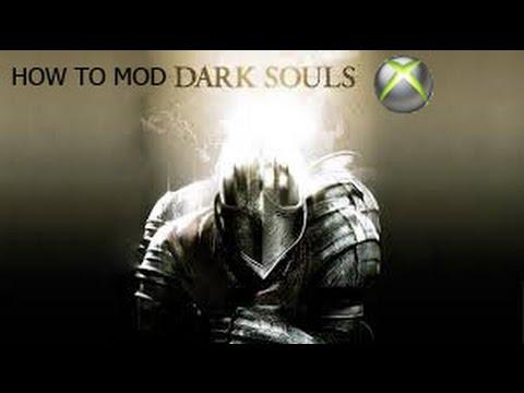How to Mod Dark Souls xbox 360 USB [Voice Tutorial]