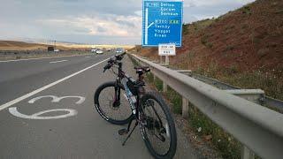 Bisikletle Ankara'dan Yozgat Yerköy e gitmek açıklamayı oku