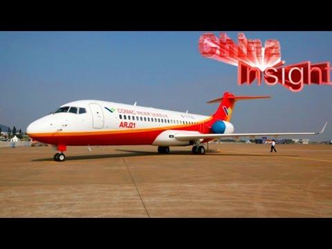 China Insight— China's home-grown jet 09/03/2016
