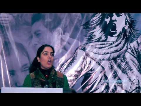 سخنرانی ملالی جویا در محفل روز جهانی زن در کابل