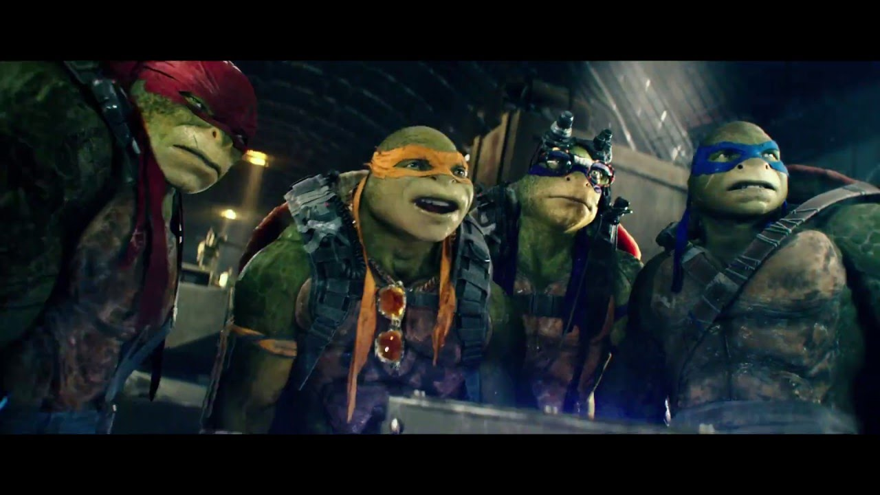 Teenage Mutant Ninja Turtles: Out Of The Shadows - Official® Trailer 3 [HD]