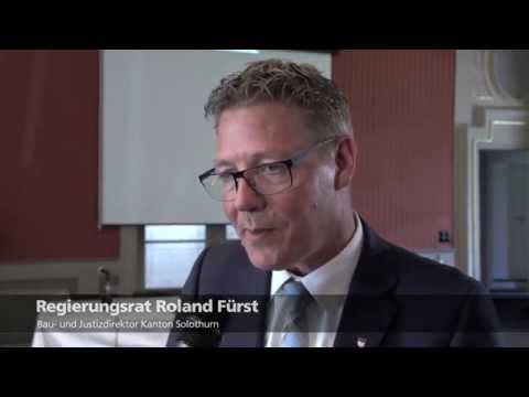 Medienkonferenz Biogen-Ansiedlung