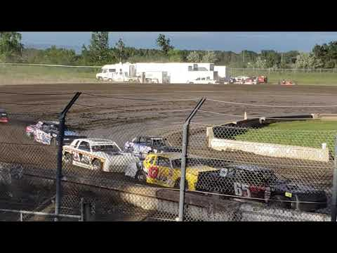 Jamestown Speedway - Wissota Street Heat# 2, 6/22/2019