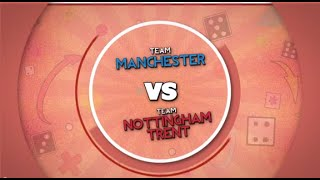 The Big Clash GameShow Manchester vs Nottingham Trent [S4:E4]
