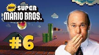 SNEEUWBALLEN KOTSEN - New Super Mario Bros. DS #6