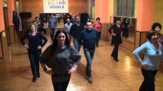ballo di gruppo ..Tarantella siciliana. thumbnail