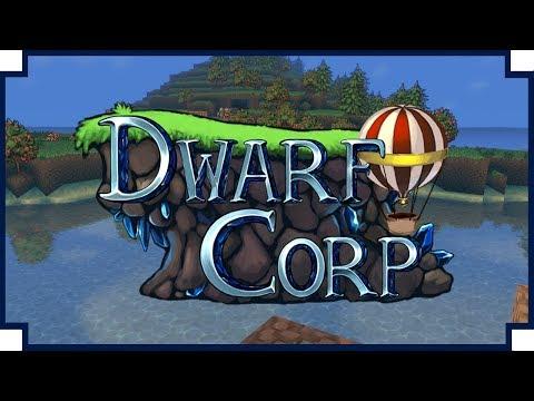 "DwarfCorp - part 3 - ""Exploring the Caves"""