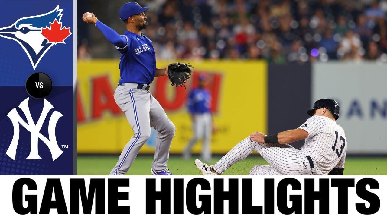 Download Blue Jays vs. Yankees Game Highlights (9/8/21) | MLB Highlights
