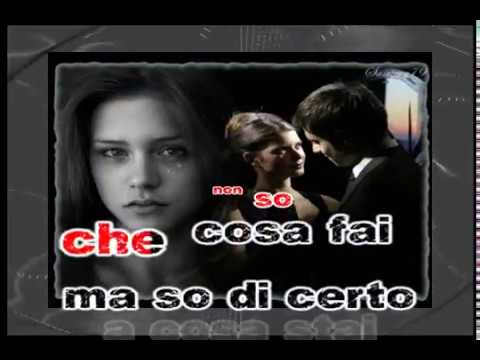 Lucio Battisti - E penso a te (remixed version) (karaoke - fair use)
