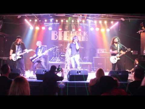Appetite For Distraction performs at The BFE Rock Club - 6/11/2016