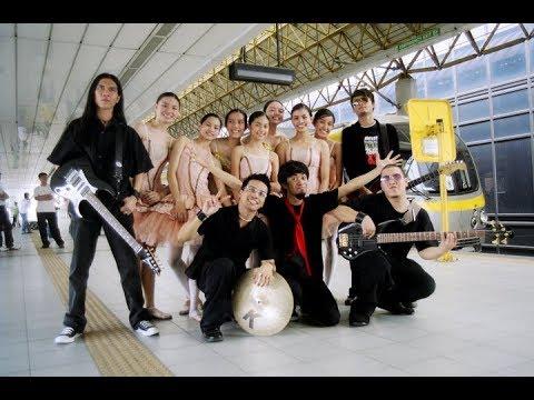 Rocksteddy - Lagi Mo Na Lang Akong Dinedeadma (official music video)