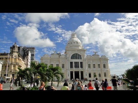 Salvador da Bahia / Brazil lovely city tour August 2013 in HD - new !