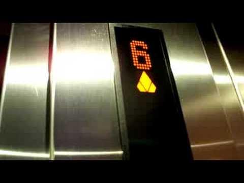 kone elevator in embassy suites in columbia