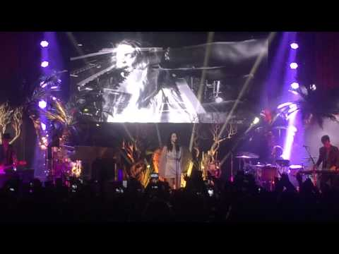 Young And Beautiful By Lana Del Rey (Hard Rock Live, Orland