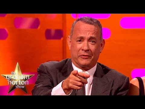 Thumbnail: Tom Hanks Re-Enacts Iconic Forrest Gump Scene - The Graham Norton Show