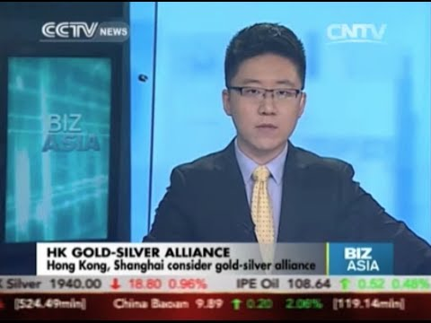 Hong Kong And Shanghai Gold Exchange Consider Alliance
