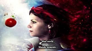 Gary Jules - Mad World (Subtitulado Español-Inglés)